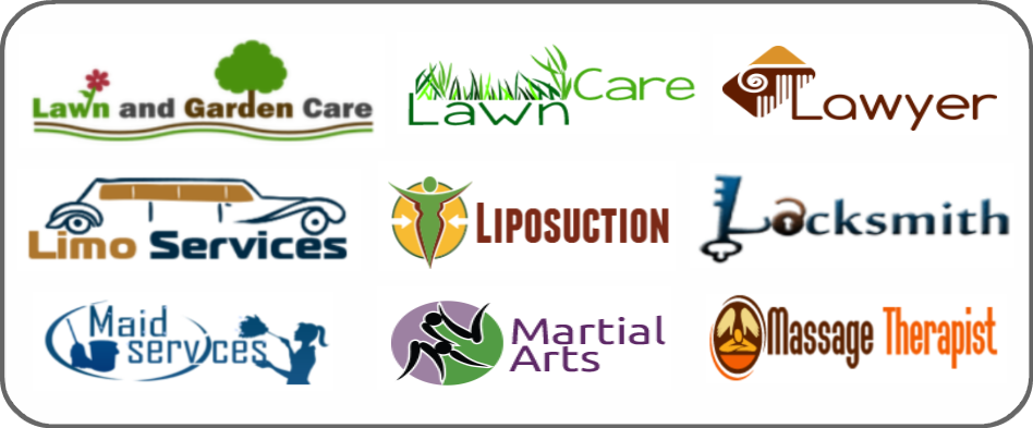 lawn garden, lawn care, lawyer, limousines, liposuction, locksmith, maid service, martial arts. massage therapist