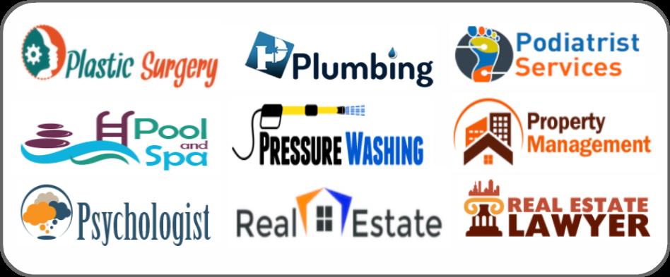 plastic surgery, plumbing, podiatrist, pool spa, pressure washing, property management, psychologist, real estate lawyer
