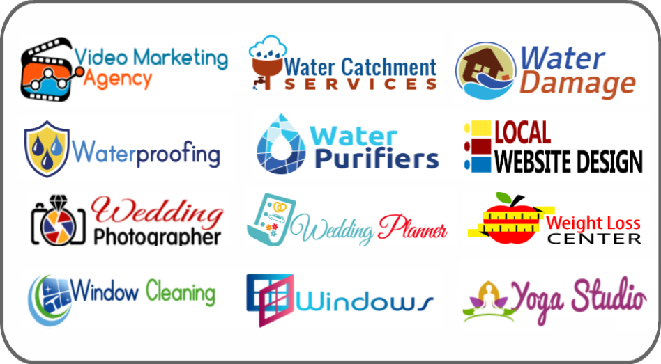 video marketing, water catchment services, water damage, water proofing, water purifiers, website designs, wedding photographer, wedding planner, weight loss, window cleaner, windows, yoga studio