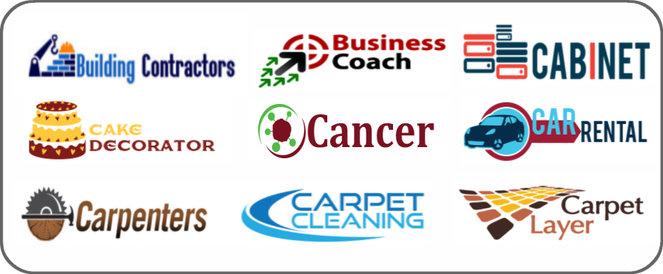 building contractors, book keepers, cabinets, cake decorator, cancer, car rental, carpenters, carpet cleaning, carpet layer