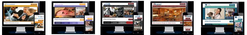 Affordable Mobile Responsive Website Designs